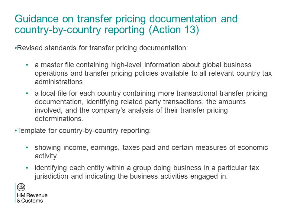 Beps and mncs ifa ciot 18th cross atlantic and european for Transfer pricing policy template