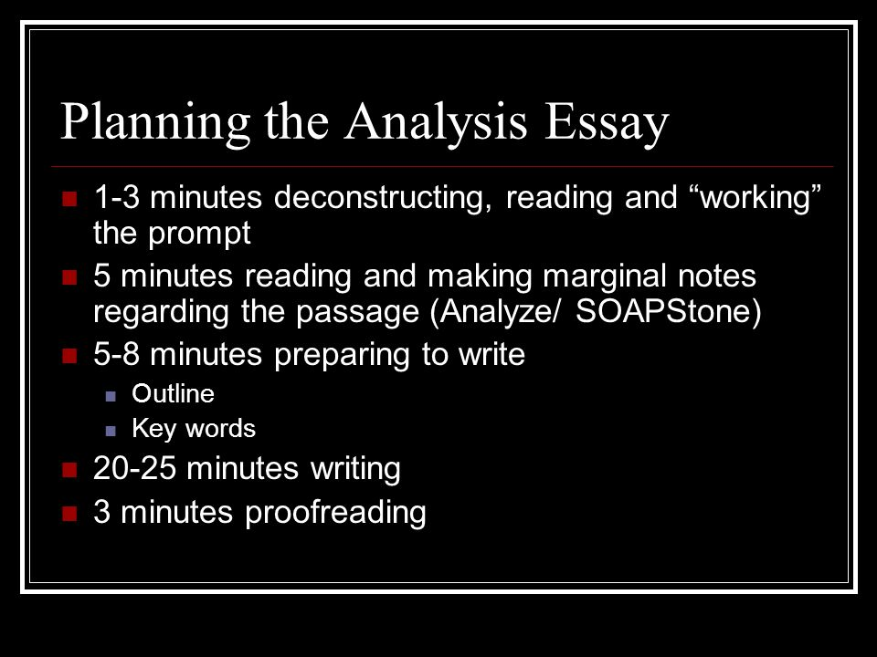 How to write an essay in 25 minutes mltr