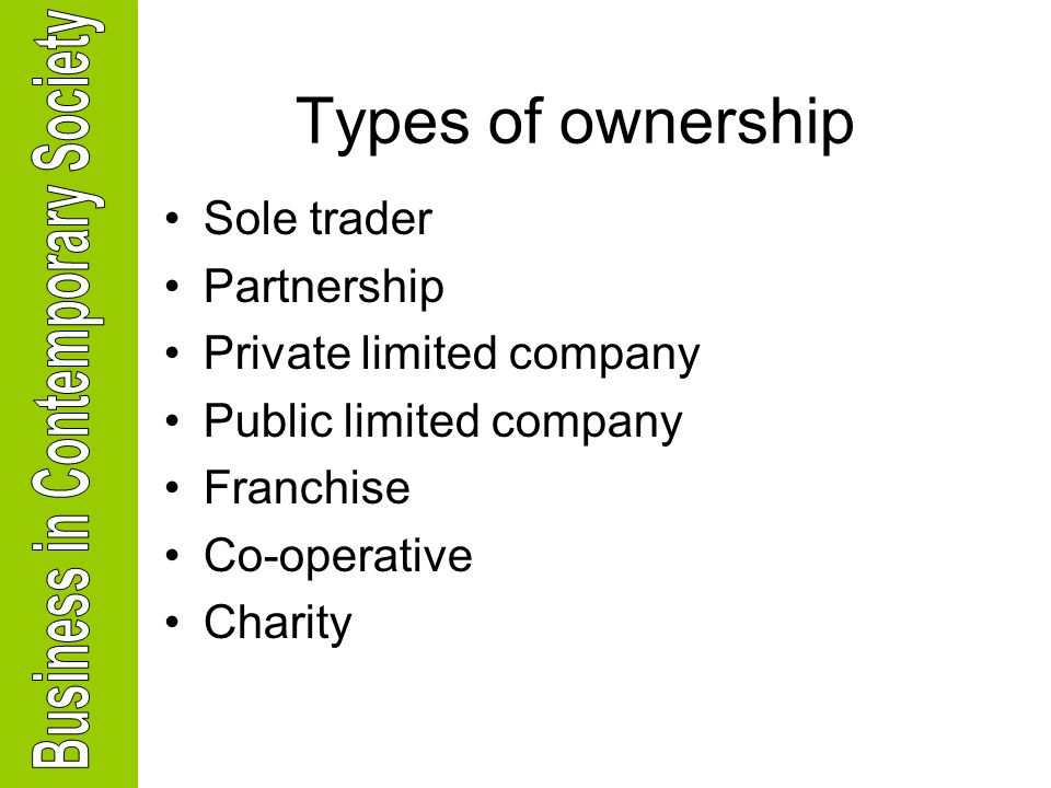 sole traders partnerships and limited companies comparison Sole trader / partnership v limited  or operate as a sole trader or partnership this comparison illustrates the main  limits are set by companies.
