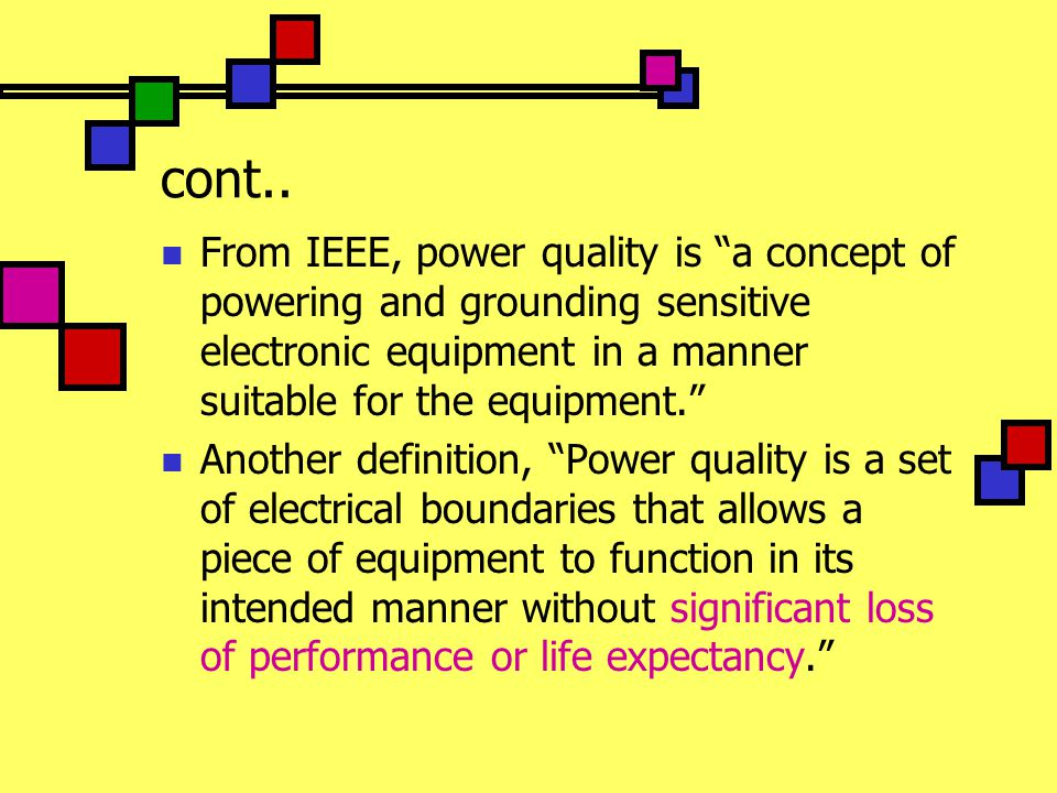 By syahrul ashikin azmi school of electrical system for Ieee definition