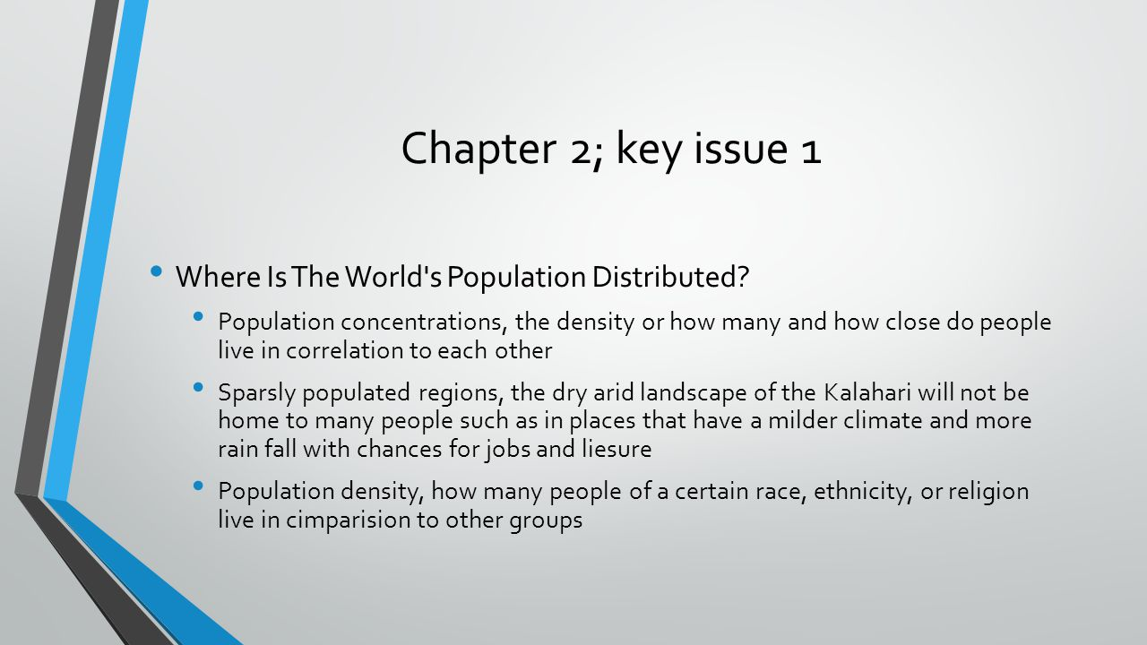 ap human geography chapter 6 key
