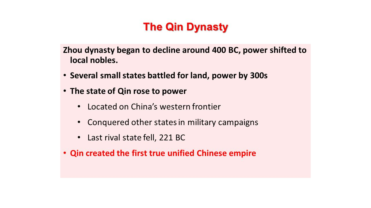 Ancient china chinas river valley civilizations built the the qin dynasty zhou dynasty began to decline around 400 bc power shifted to local buycottarizona Choice Image