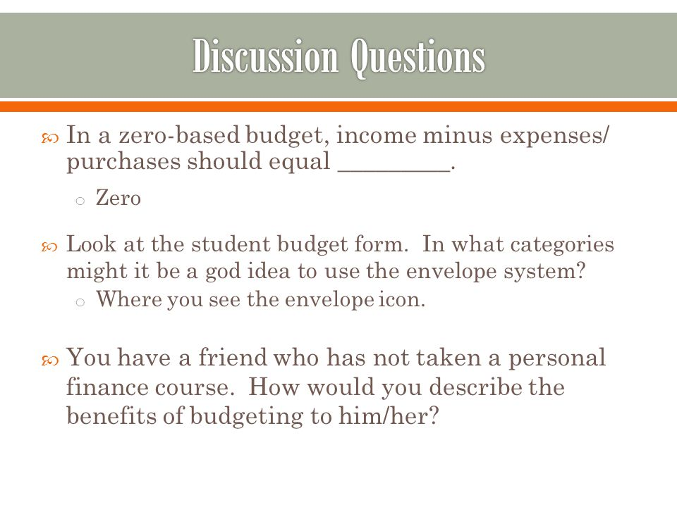section 1 study questions personal finance Exam description: the personal finance dsst covers what a student would learn during a single semester of a college personal finance class a few of the specific topics you'll see see are: estate planning, certificates of deposit, income, time value of money, and consumer credit.