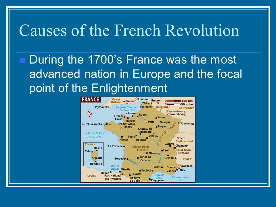 economy of france during french revolution French revolution: influence, causes socio-economic: the social conditions of france were as distressing as its during this period france went through great.