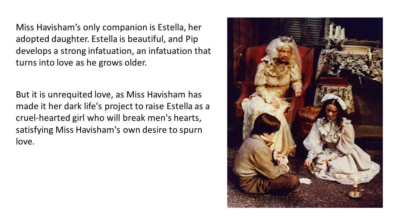 is miss havisham a believable character