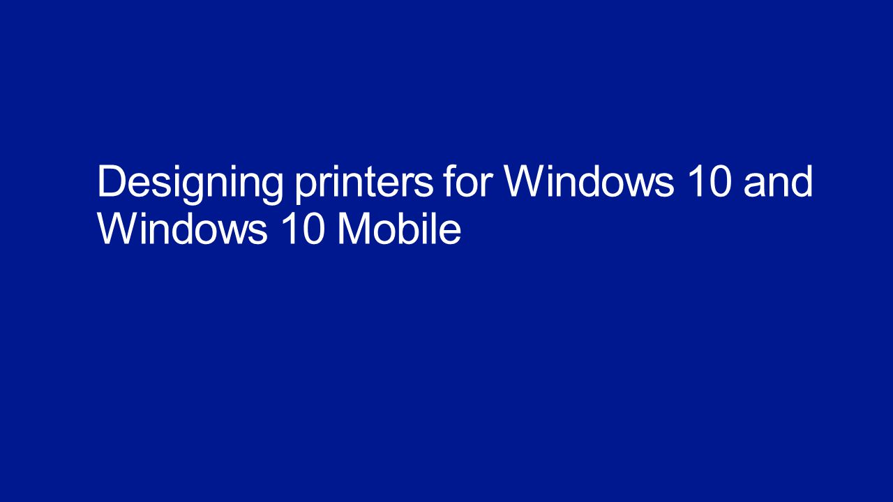 how to add printer in windows 10 mobile
