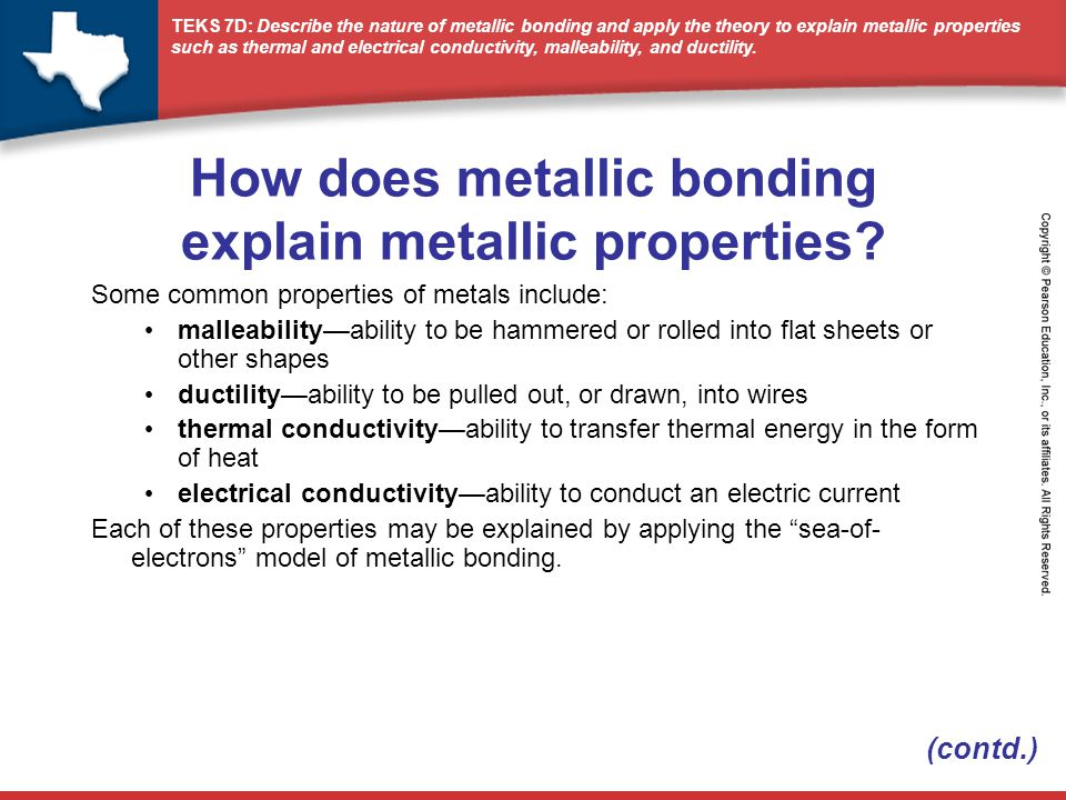 What is metallic bonding? - ppt download