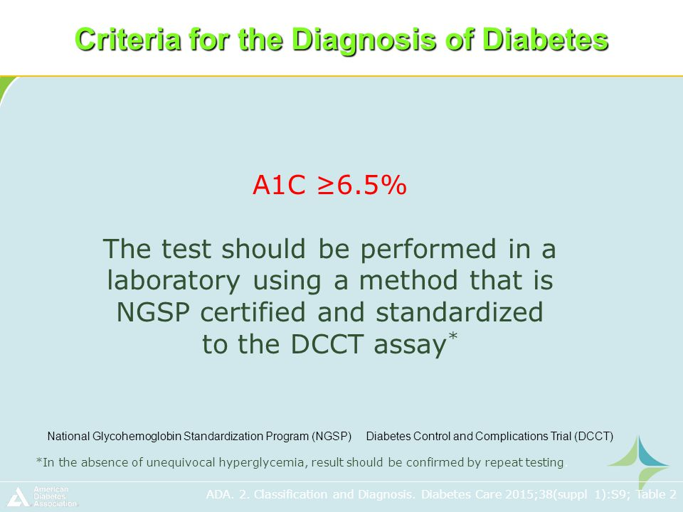 Diagnosis, Screening and Prevention of Diabetes - ppt download