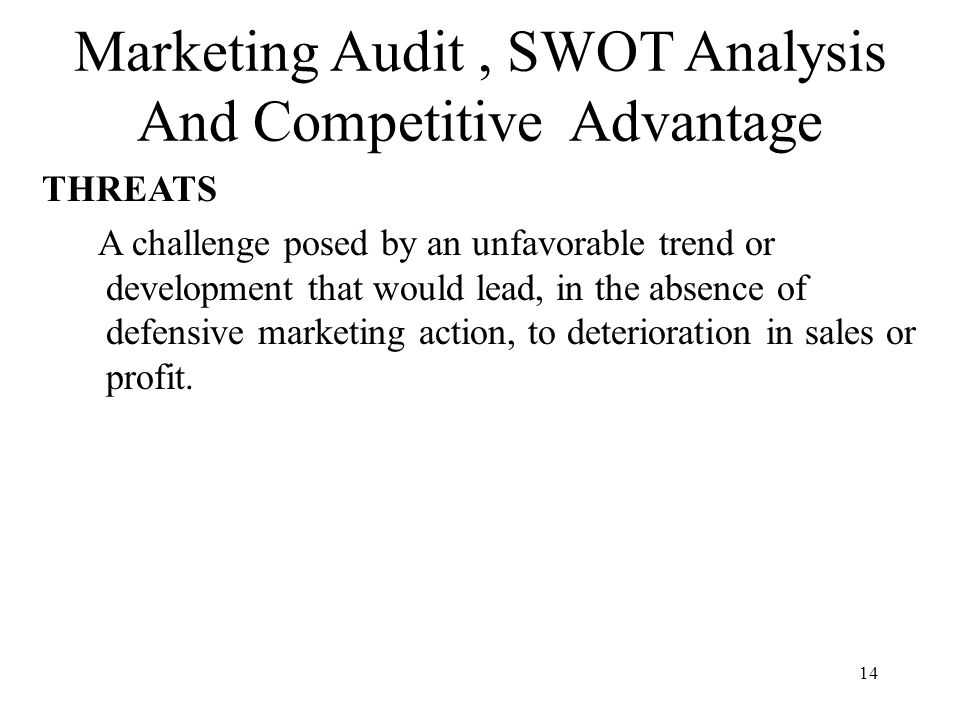 14 Ways to Do Competitive Marketing Analysis