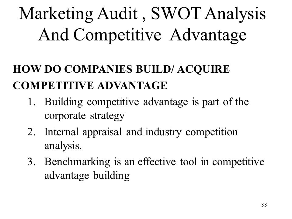 swot analysis tool for audit and A swot analysis is an instrument used to swot analysis can be used in combination with other tools for audit and analysis swot clusters key portions of.