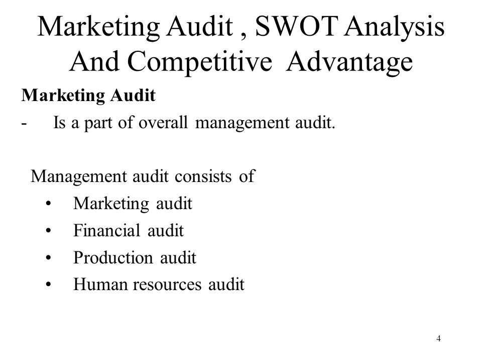 market audit and competitive market analysis Market audit and competitive market analysis essays: over 180,000 market audit and competitive market analysis essays, market audit and competitive market analysis term papers, market audit.