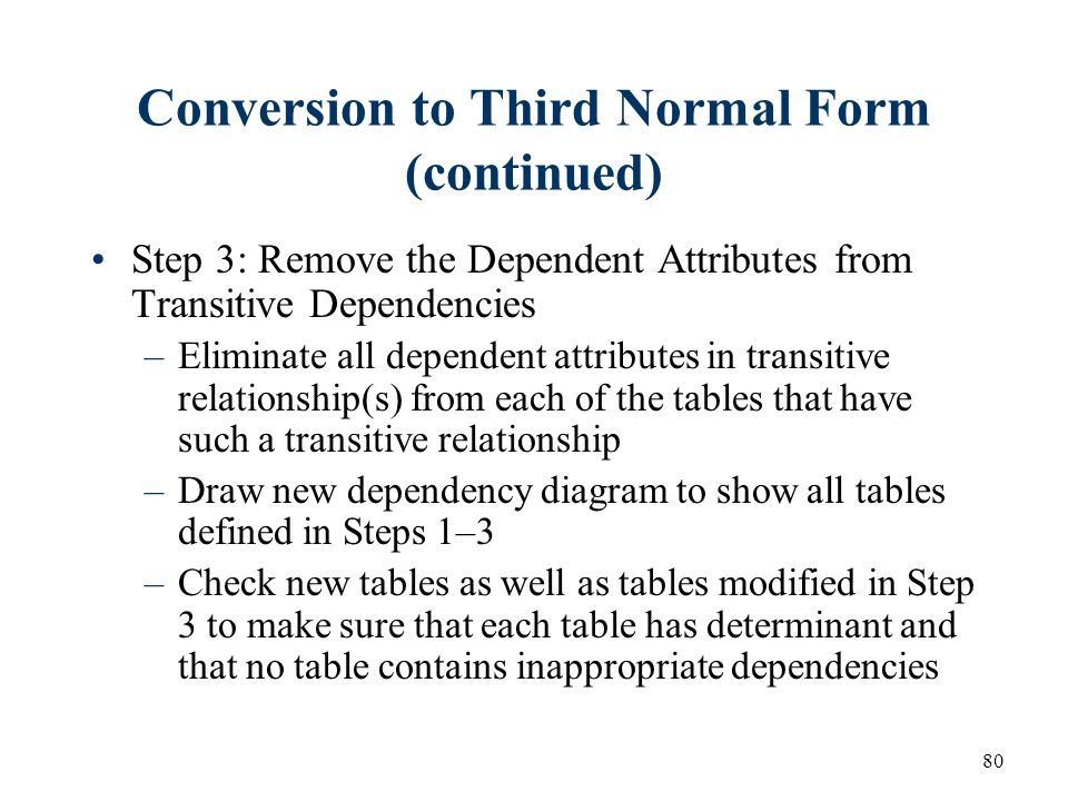 Database Design Normal forms & Normalization Compiled by S. Z. ...