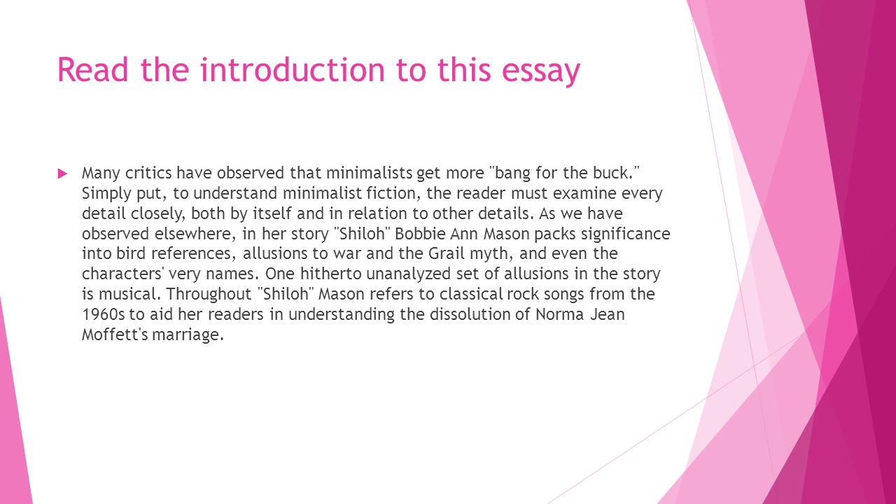 battle of shiloh essay