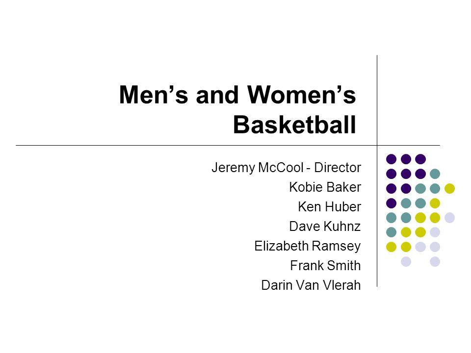 Men's and Women's Basketball