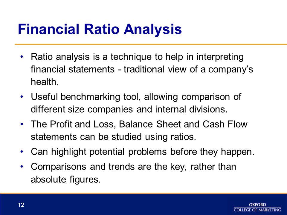 kfc financial ratio analysis