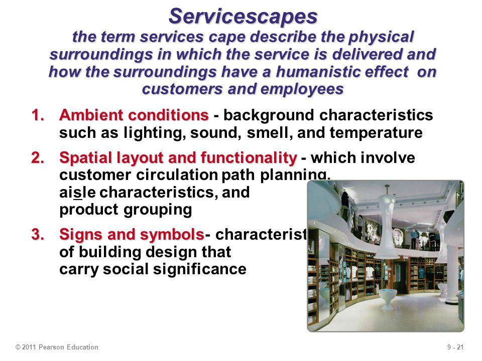 servicescape example
