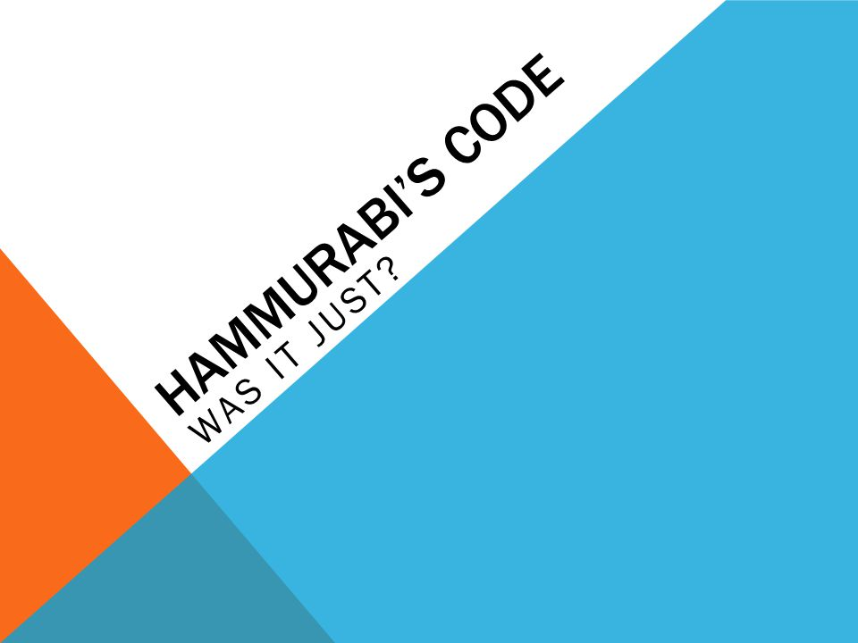 code of hammurabi pdf download