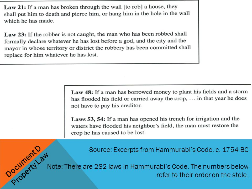 hammurabi's code was it just Hammurabi's code there is so much blame to pass around that it is almost impossible to have just a single the code of hammurabi is too harsh for many.