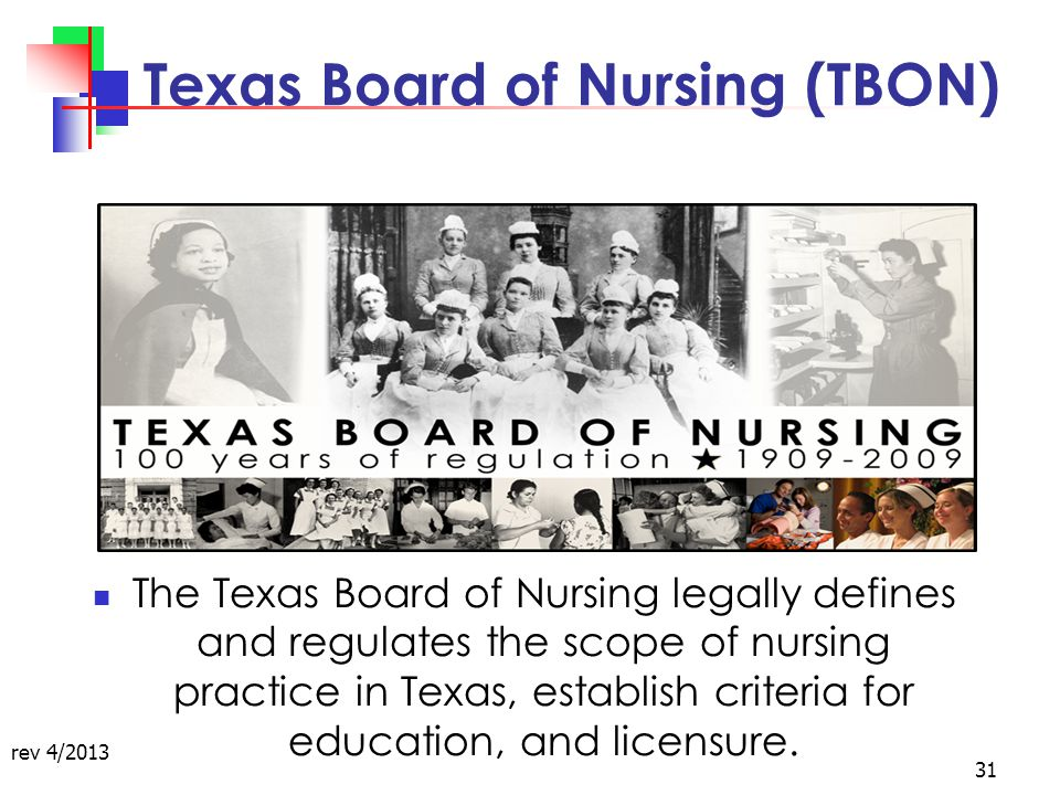 texas board of nursing This guide is designed to help you navigate nursing licensure in florida for  practical  the florida board of nursing is celebrating its first 100 years in 2013.