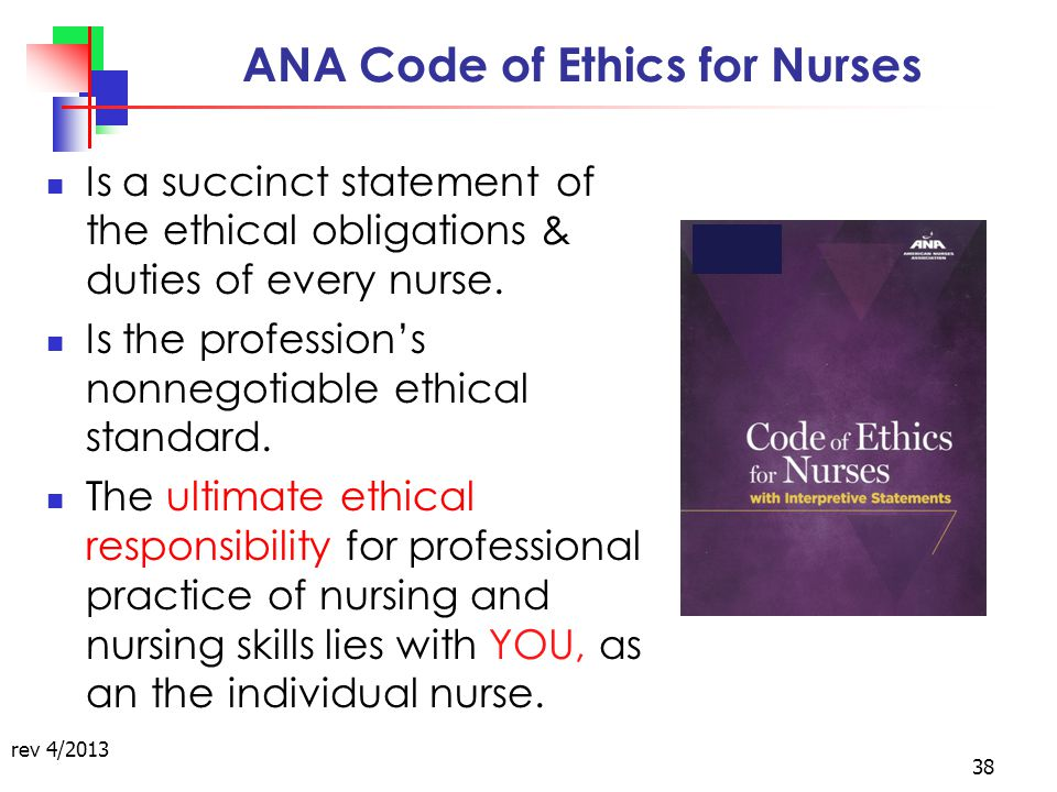 a discussion on the professional code of conduct in the nursing profession Colleg urse ntari professional conduct: professional misconduct introduction nursing is a self-regulating profession  practice of the profession discussion.