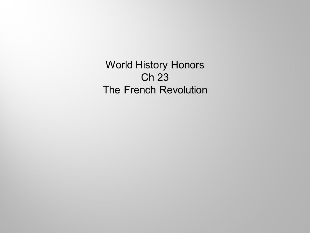 world history honors General world history is not only necessary for our understanding of the present and future but also allows us not to be ignorant on our past this quiz will help you know how much you know about the world history.