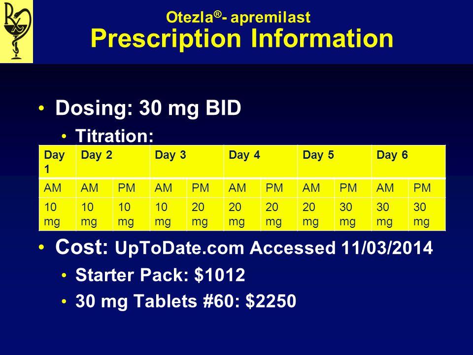 Manufacturer: Celgene Corporation FDA Approval Date: 9/23