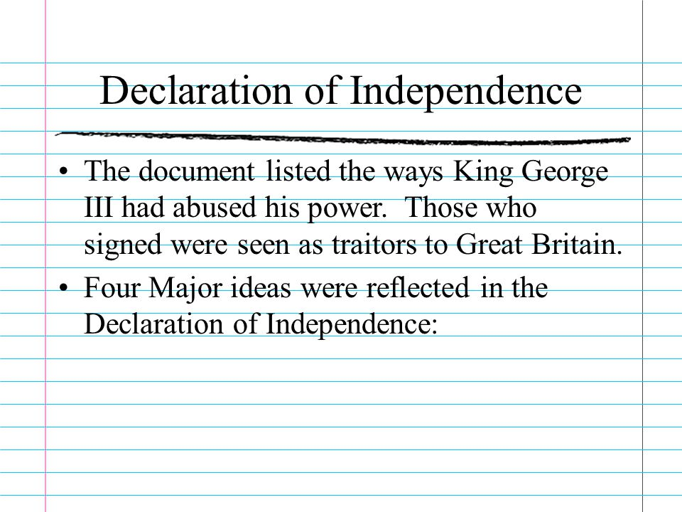 why the american colonies needed to declare independence in 1776 The reason the colonies wanted the declaration of independence was because they wanted to party and eat pizza hut.