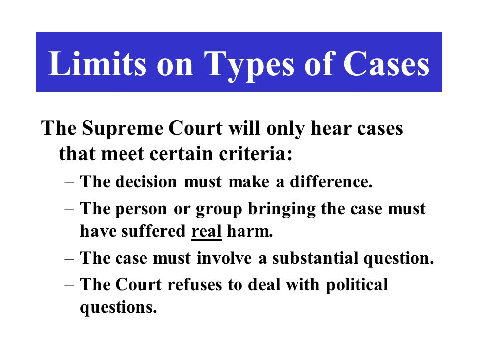 an analysis of the supreme court rulings of 1964 Supreme court case analysis flashcards study play 1 marbury v  aforementioned case established that racial quota systems supported by the government violated the civil rights act of 1964 5 yes, since the ruling was constitutional  did the supreme court's decision in mcconnell resolve all constitutional as-applied challenges to the.