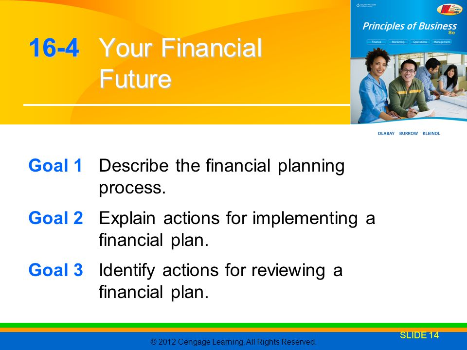 16-4 Your Financial Future