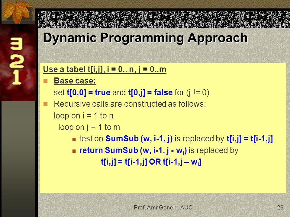 Analysis & Design of Algorithms (CSCE 321) - ppt video online download