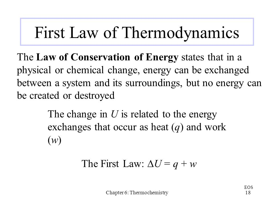 Chapter 6 Thermochemistry - ppt video online download