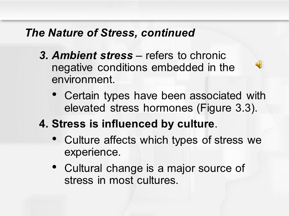 Sources and effects of work-related stress in nursing