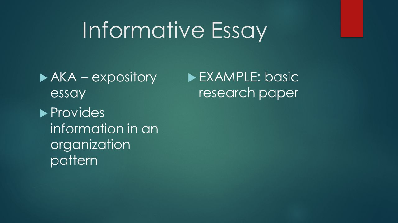 thesis for a narrative speech