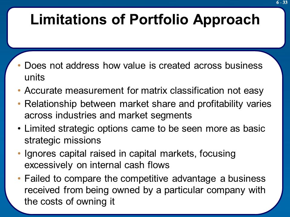 Stocks — Part VI: Portfolio ideas to build and keep your wealth