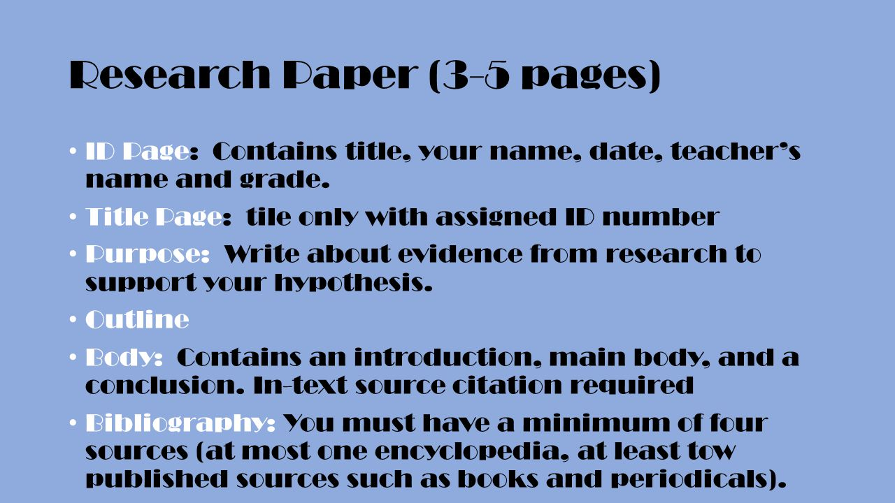 Research paper online dating