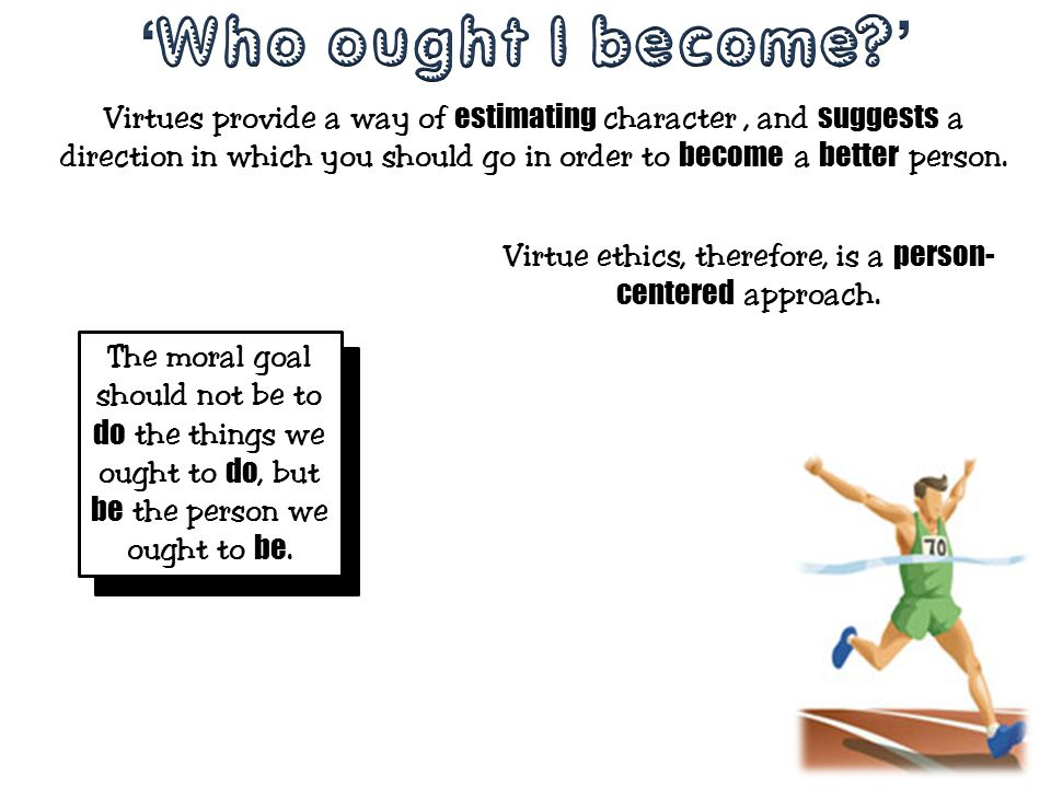 personal virtues essay