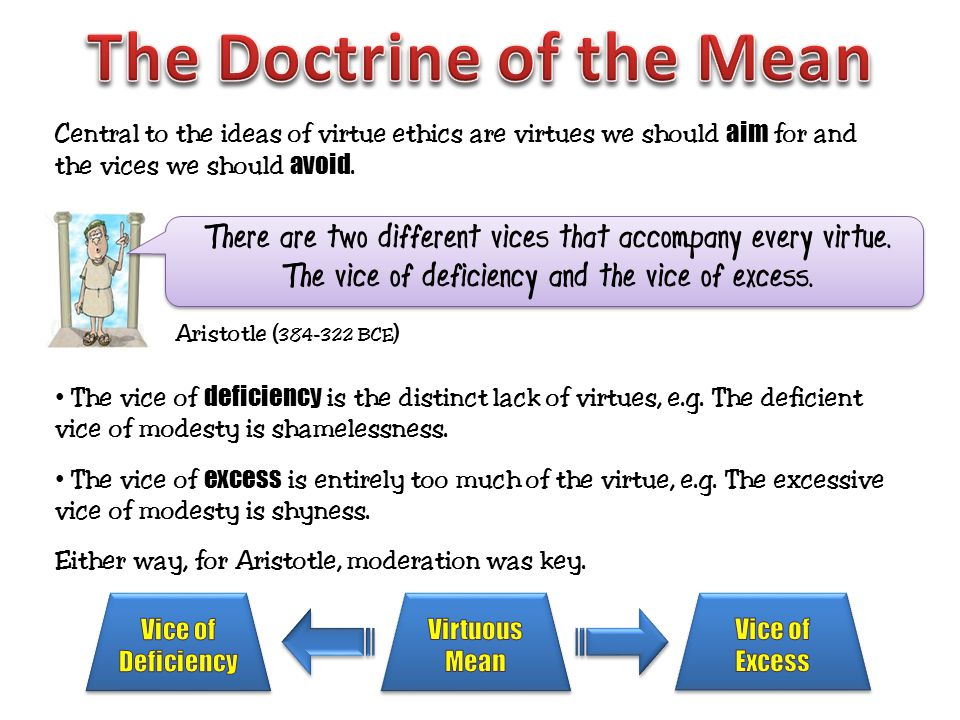 aristotle and the doctrine of the The following is another essay i wrote back in 2008 is aristotle's doctrine of the mean a plausible guide to moral goodness introduction aristotle's (384 bc – 322 bc) doctrine of the mean has a privileged place in one of the grand moral traditions, that of virtue ethics.