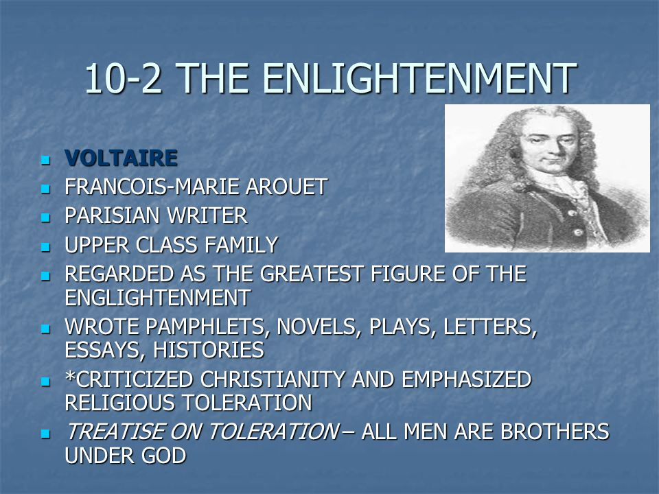 essay voltaire and even your enlightenment