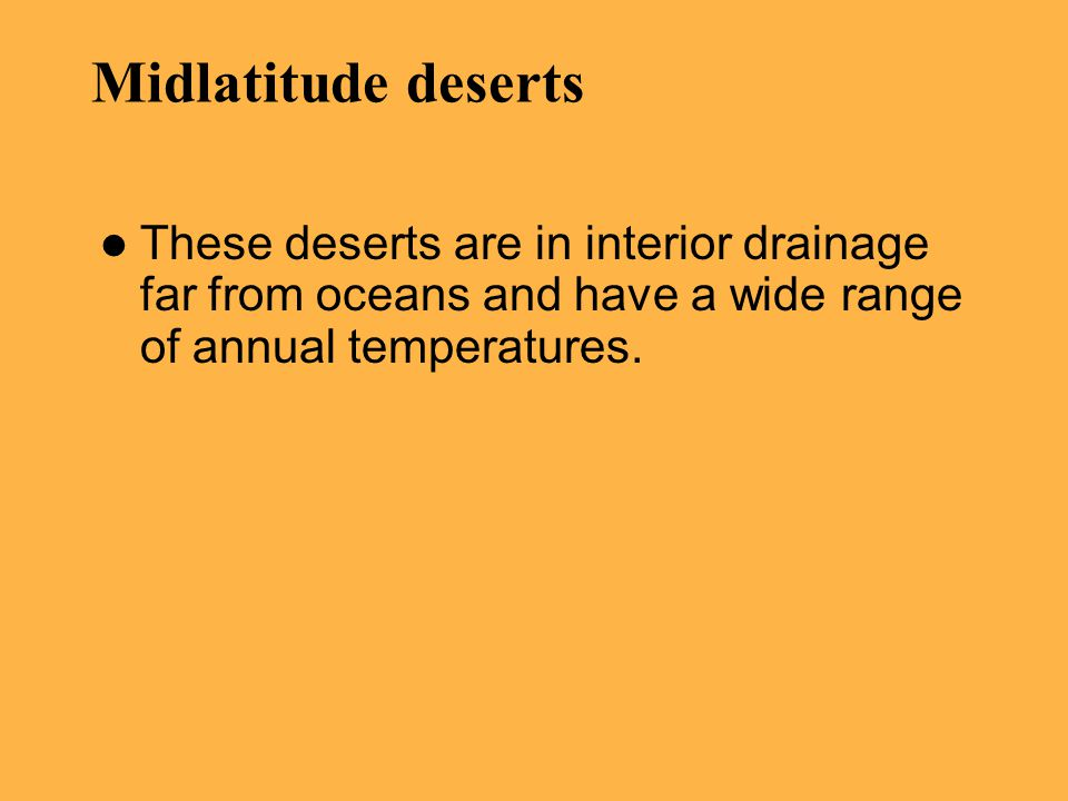 DESERT INTRODUCTION White Sands National Monument, New Mexico, USA ...