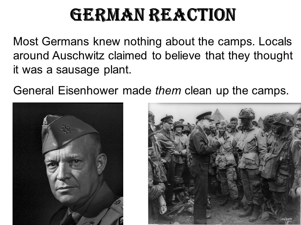 why did nazis implement final solution Further background information is available at the holocaust denial on  the  nazi regime implemented the final solution or mass murder of.