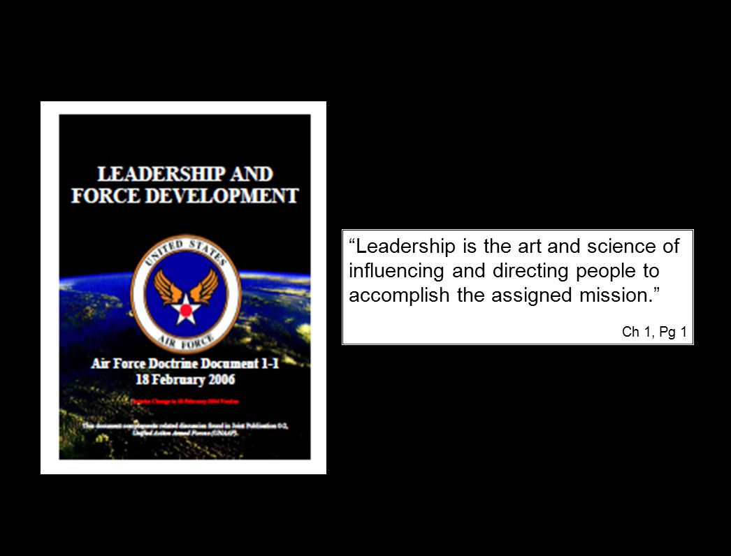 different definitions of leadership 2 the activity of leading a group of people or an organization or the ability to do this leadership involves: establishing a clear vision, sharing that vision with others so that they will follow willingly, providing the information, knowledge and methods to realize that vision, and coordinating and balancing the conflicting interests of all members and stakeholders.