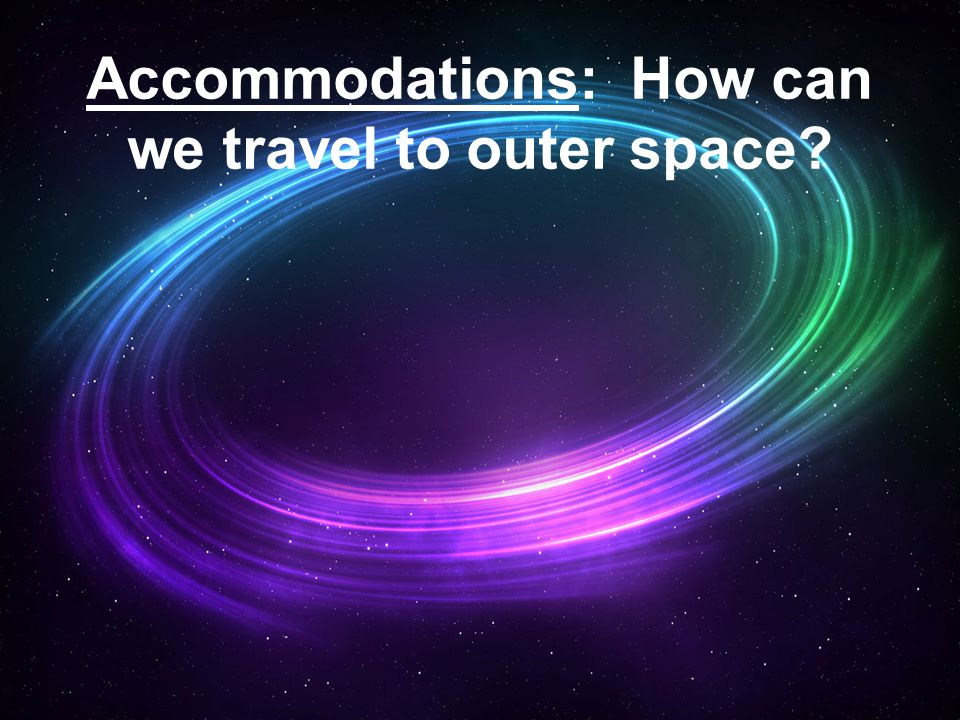 Unit 5 lesson 2 manned space exploration ppt download for Outer space travel