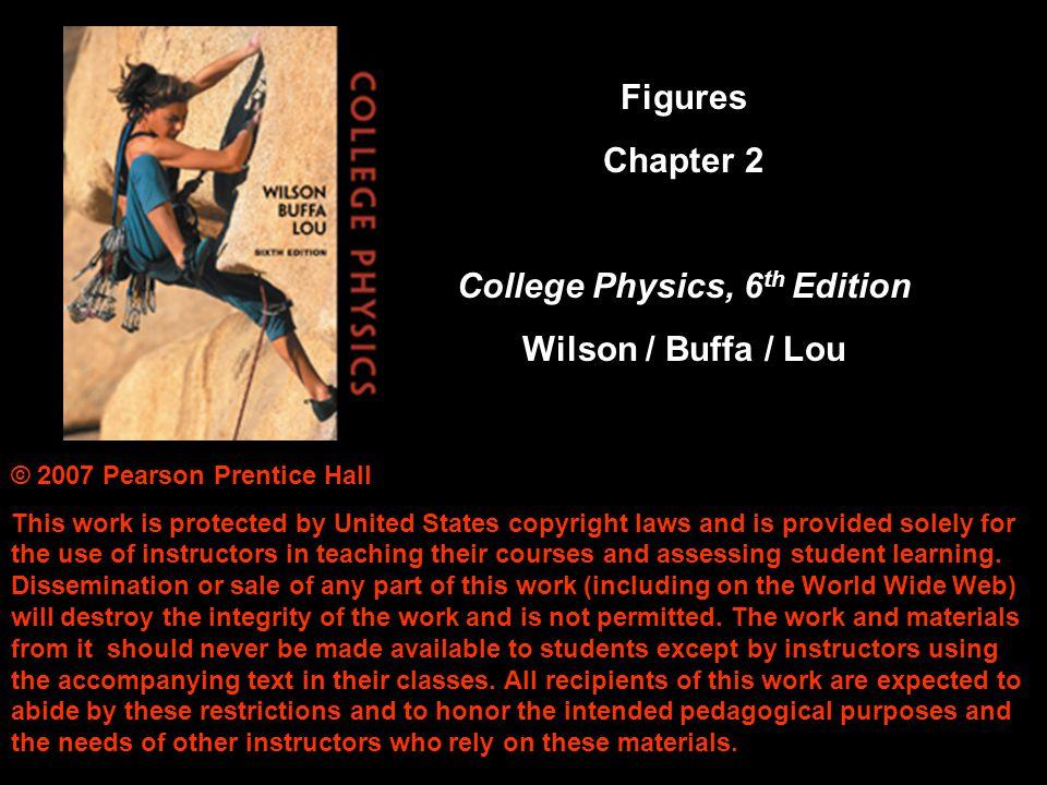 College Physics 6th Edition