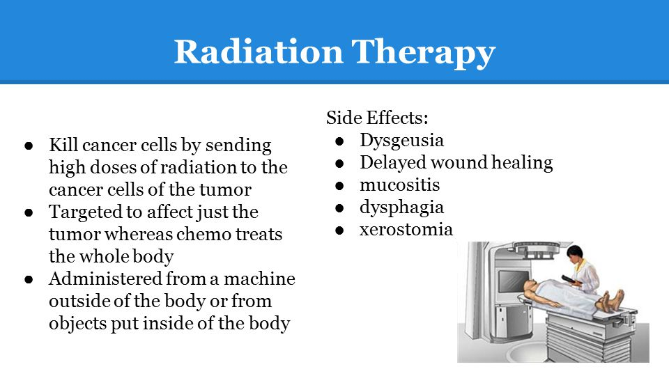 when radiation therapy kills case study answers Radiation therapy is a form of cancer treatment that uses radiation (strong beams  of energy) to kill cancer cells or keep them from growing and dividing.