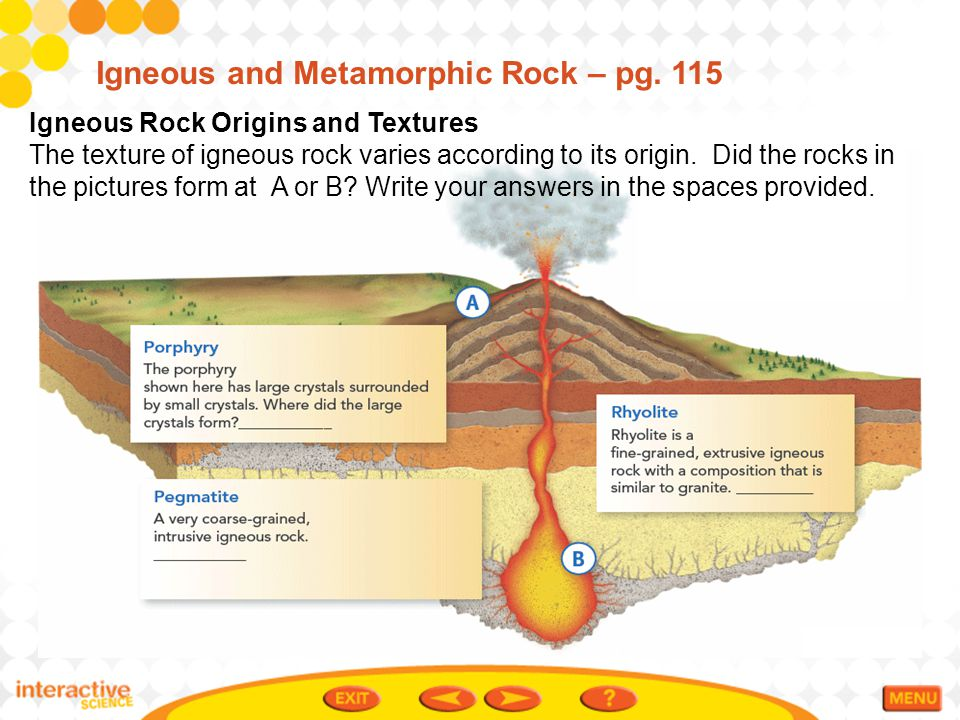 Earth's Structure and Materials – Course 2 - ppt download