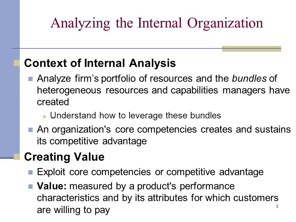 analyzing organization There are three types of training need analysis : organizational need analysis, job need analysis, and person need analysis organizational needs analysis.