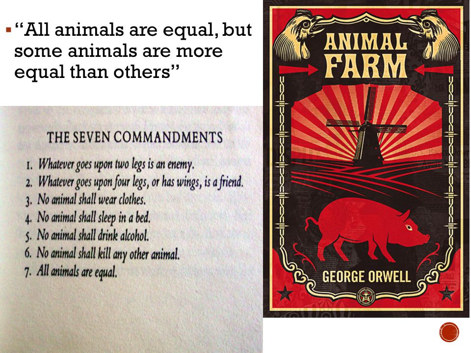 all animals equal Singer suggests that the first option is too counter-intuitive to be acceptable so we are forced to conclude that all animals are equal, human or otherwise.