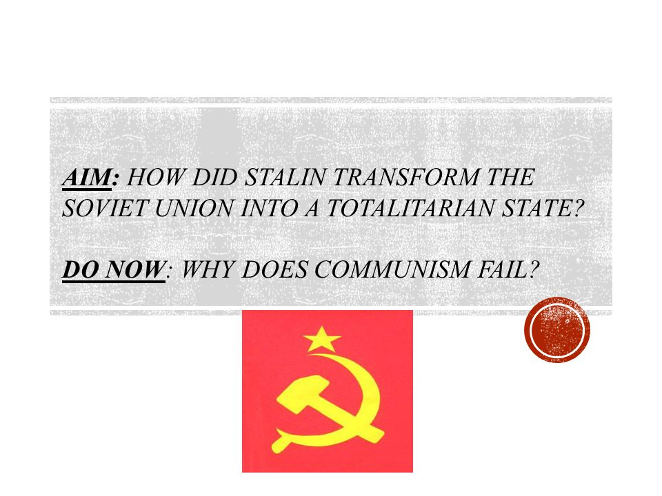 why did communism fail in the soviet union essay With the fall of many communist regimes in warsaw pact states during the late 1980's, many people considered that as the death throes of marxism and communism as a viable political ideology and economic model the final deathblow was actually delivered in 1991, when the union of soviet socialist.