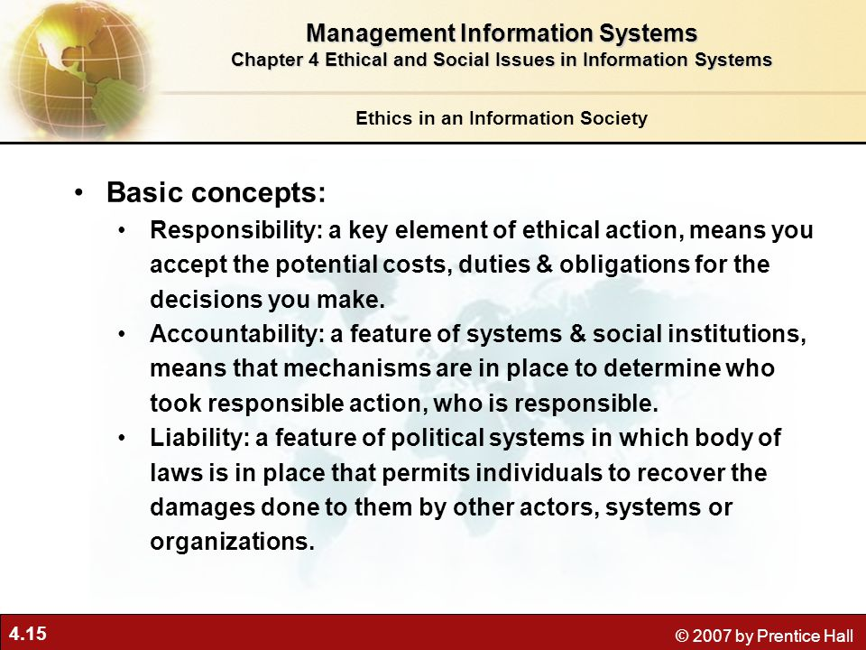 management in action social issues and ethics Management in action – social, economic and ethical issues  economic and social issues in management  governance and ethics why unethical decisions leading to conflicts are taken, power and politics, initiatives on corporate governance by the governments examination scheme:.