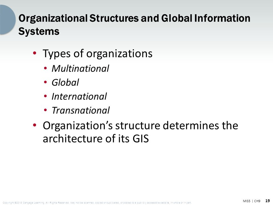 multinational marketing information systems Figure 91 the marketing information systems and international aid the management of the organisation's marketing mix a marketing information system.